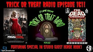 Trick or Treat Radio Episode 161 - Four Guys, One Omnibus