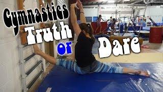 Gymnastics Truth Or Dare  Rachel Marie