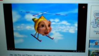 Jay Jay the Jet Plane She's Incredable
