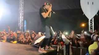 Wizkid Live Performance at African Dance Party in Nairobi,Kenya