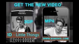 One Direction - Little Things (3GP - MP4) Mobile Download