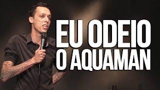 LIGA DA JUSTIÇA - STAND UP COMEDY - NIL AGRA