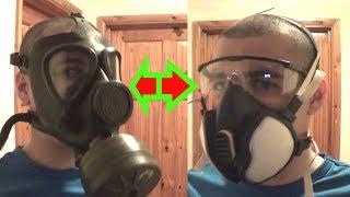 Choosing a respirator for DIY