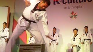 Amazing Korean performance in Ethiopia
