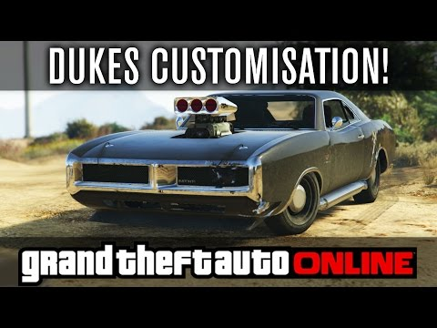 Xxx Mp4 GTA Online Imponte Dukes Customisation Dom S Charger GTA 5 PS4 Gameplay 3gp Sex