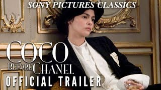 Coco Before Chanel  | Official Trailer (2009)