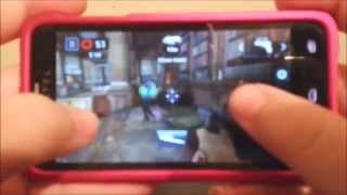 Alcatel One Touch Fierce Gaming #2