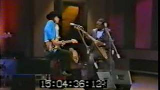 Stevie Ray Vaughan & Albert King  - The Sky is Crying (Part 1)