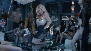 Britney Spears Cut Out Sexiest 'Work B***h' Music Video Scenes