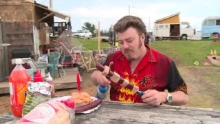 Trailer Park Boys S10 Behind the Scenes - Sushi Bobs