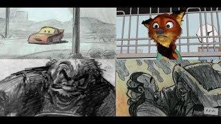 Top 7 Dark Deleted Scenes From Disney and Pixar Films
