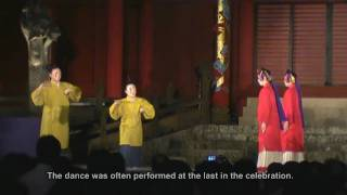 Ryukyu Classical Dance: Shundo (琉球古典舞踊: 醜童)