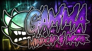 Gamma 100% by MindCap (Extreme Demon) | GD 2.1