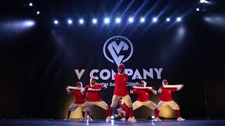 V COMPANY  | HHI 2017 ROUTINE | TEAM INDIA