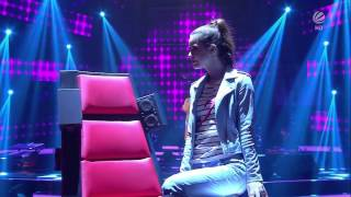 Antonia  Rhythm is a Dancer The Voice Kids Germany (Blind Auditions 4) 20/3/2015 HD