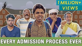 Every Admission Process Ever | Admission घेणाऱ्यांची लक्षणे | #bhadipa