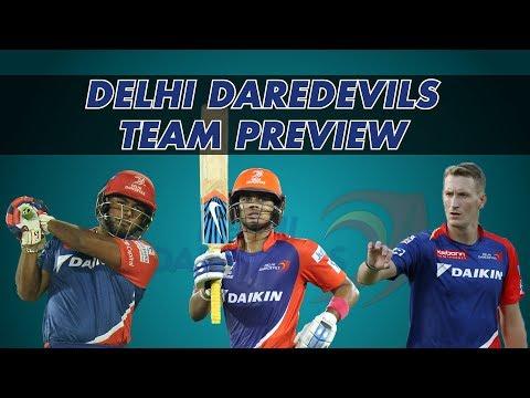 Xxx Mp4 IPL 2018 Delhi Daredevils Preview Probable XI 3gp Sex