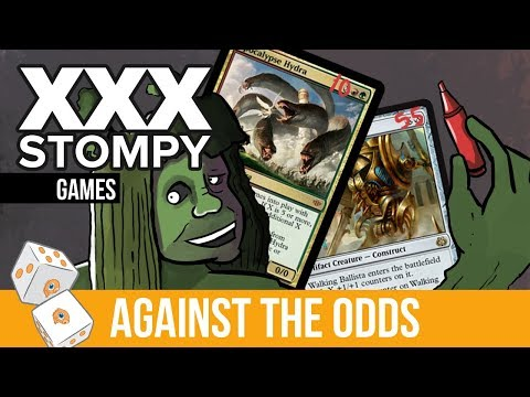 Xxx Mp4 Against The Odds XXX Stompy Games 3gp Sex