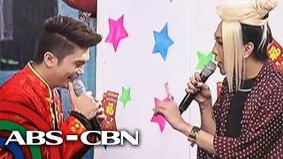 Vice Ganda tells Vhong: Malas sa'yo ang mga 'kuneho'