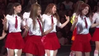 IOI - Dream Girls + Pick Me - KCON LA 2016 Day 1 (fancam)