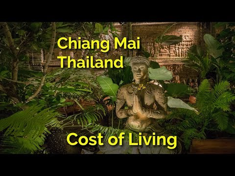 Chang Mai Thailand Cost of Living