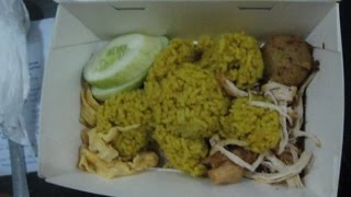 Miss Mary Culinary (English Language) Food Review Eps.33 Yellow Rice Plus plus BR TiVi3148 3259