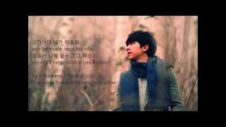 Lee seung gi (이승기) Return (되돌리다) [Lyrics: Han/Rom/Eng]