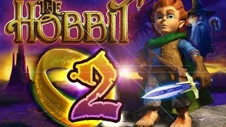 The Hobbit - Video Game 100% Walkthrough - (PS2, GCN, XBOX, PC) - Part 2