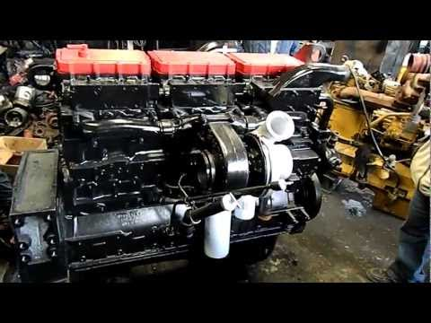 Motor Cummins N14 Plus 410 HP