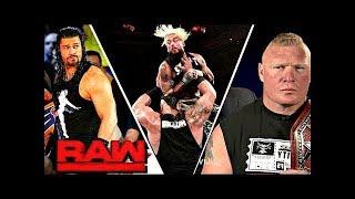 WWE Raw Highlights 25th September 2017 - WWE Raw Highlights 9/25/17 WWE Raw Full Show HD 25/09/17