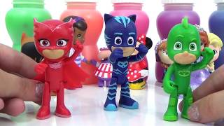 Magical Fidget Spinners & Slime Surprises with Minnie & Mickey