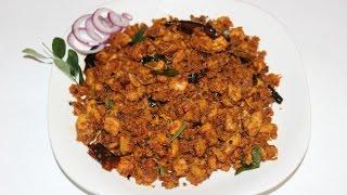 Kerala Chicken Thoran | Chicken stir fry with Coconut | Malayalam Recipe | Pachakalokam