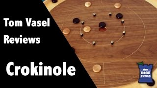 Crokinole Review - with Tom Vasel