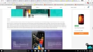 Hindi- Utek updates #4: intex cloud fame & mmx spark 2 plus comparison