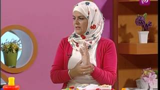 سميرة الكيلاني تعلم الاطفال التركيز | Roya