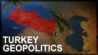 Geopolitics of Turkey in Asia - Documentary