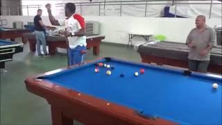 Pool Trick Shoots Gaspar Cali Colombia