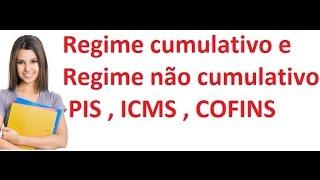 Questão 19 Segundo  Exame de Suficiência 2016 Regime cumulativo e Regime não cumulativo