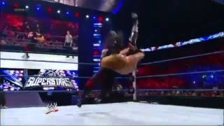 Kane - Side Walk Slam