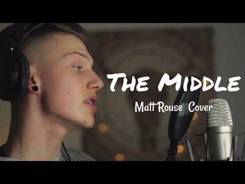 The Middle《各退一步》- Zedd 中文字幕∥ Matt Rouse Cover
