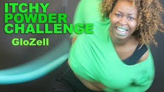 Itchy Powder Challenge - GloZell