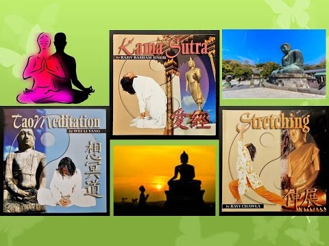 KAMA SUTRA ● STRETCHING ● TAO MEDITATION ☯ ॐ ☸ Meditative Music For Tantra Kundalini Yoga Trance