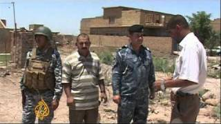 Iraq Sunni fighters fear US pullout