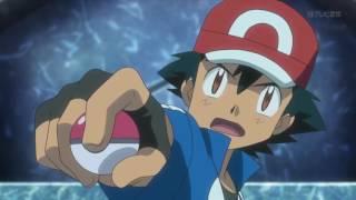 Ash vs Wulfric FULL REMATCH   Pokemon XY Z Episode 29 HD