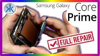 👍✔ Samsung Galaxy Core Prime (SM-G360) Desmontar - Cambiar pantalla táctil