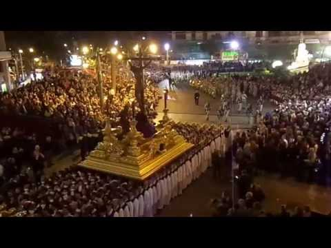 Procesión de La Legión en Málaga Semana Santa 2014