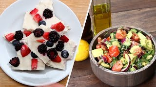 6 Super Easy Appetizers That Are Healthy And Delicious • Tasty