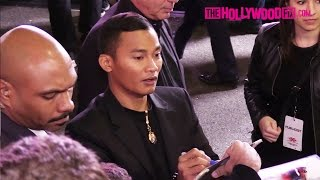Tony Jaa Arrives To The XXX: Return Of Xander Cage Hollywood Movie Premiere 1.19.17