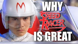 Why Speed Racer Is Great