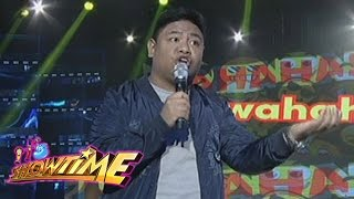 It's Showtime: Nonong brings laughter to It's Showtime stage